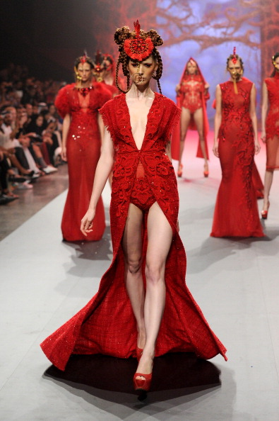 Арабская женская мода. Фото: Stuart C. Wilson/Getty Images