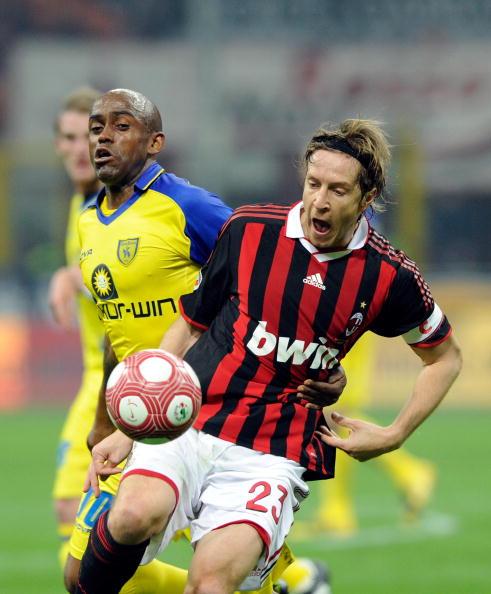 «Милан» – «Кьево» фото: Claudio Villa /Getty Images Sport