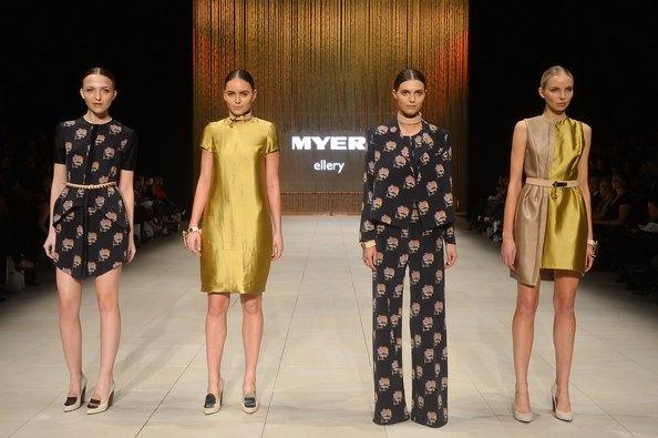 Mercedes Benz Fashion Festival показал модные летние тенденции. Фото: Stefan Gosatti/Getty Images
