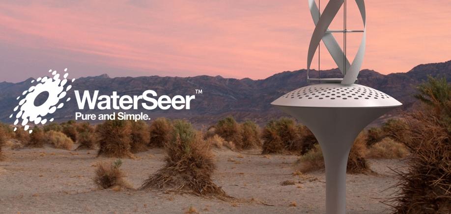 Создана турбина, которая вырабатывает воду из воздуха