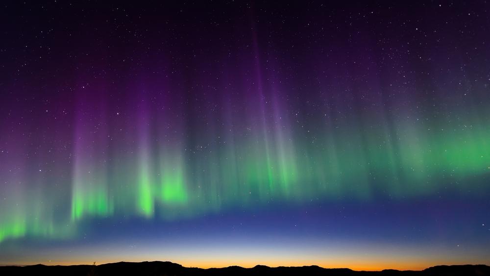 «April Aurora». Друге місце в номінації «Aurorae». Фото: Kolbein Svensson/Royal Observatory Greenwich
