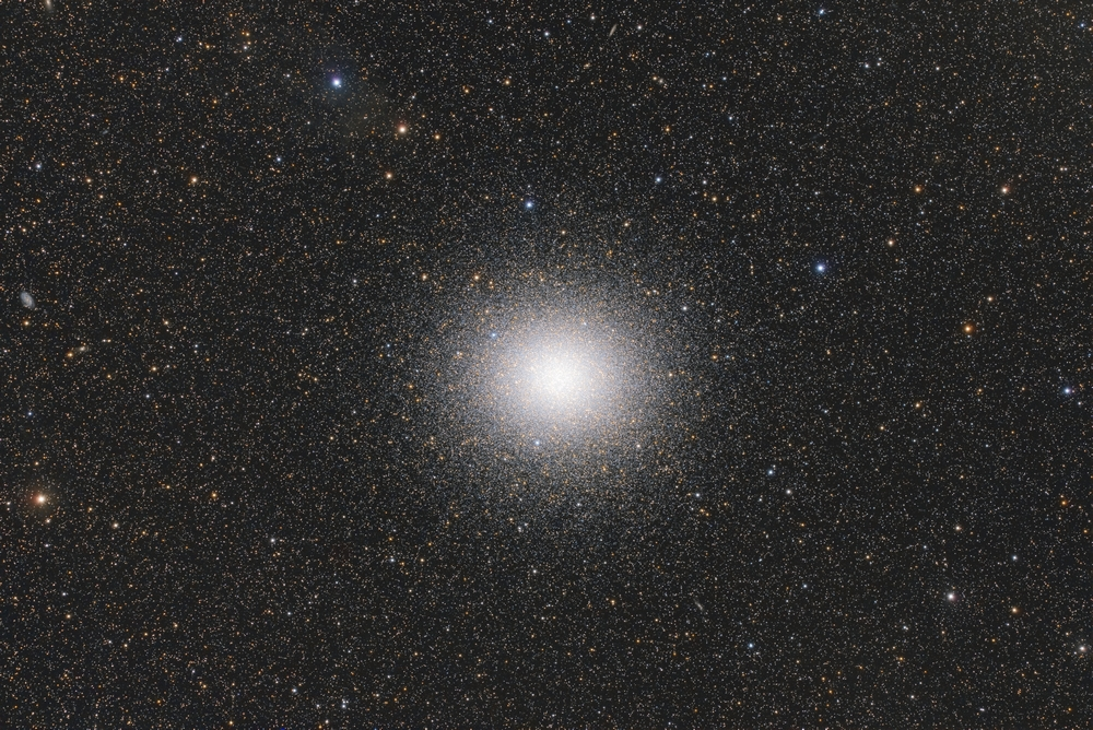 «The Magnificent Omega Centauri». Переможець у номінації «Stars and Nebulae». Фото: Ignacio Diaz Bobillo/Royal Observatory Greenwich