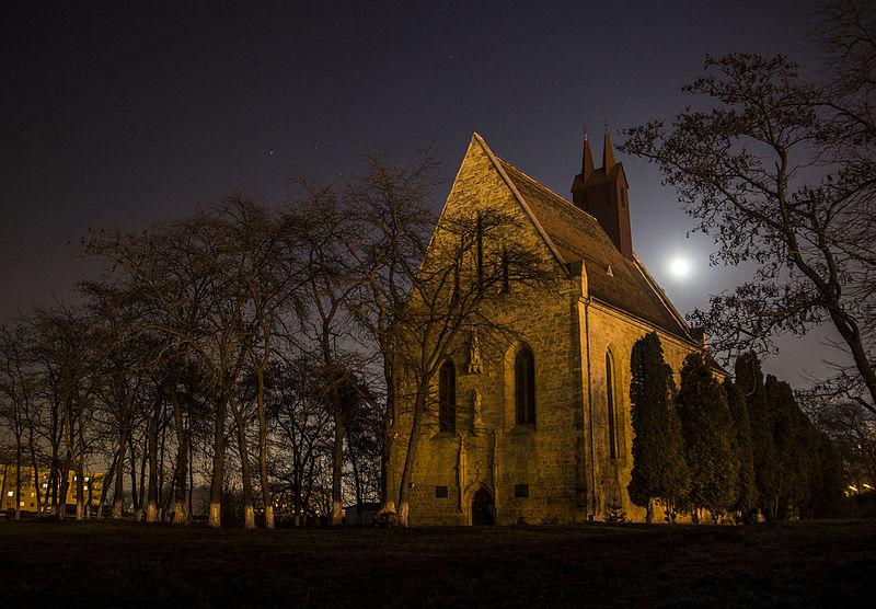 13место. Церковь-кальвария Клуж-Менештур в Клуж-Напоке, Румыния. Автор фото — Pan Ioan, лицензия CC-BY-SA-4.0