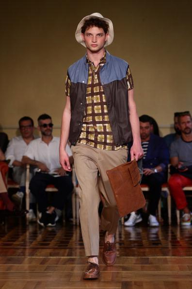 Модные мужские брюки 2015. Фото: Vittorio Zunino Celotto/Getty Images