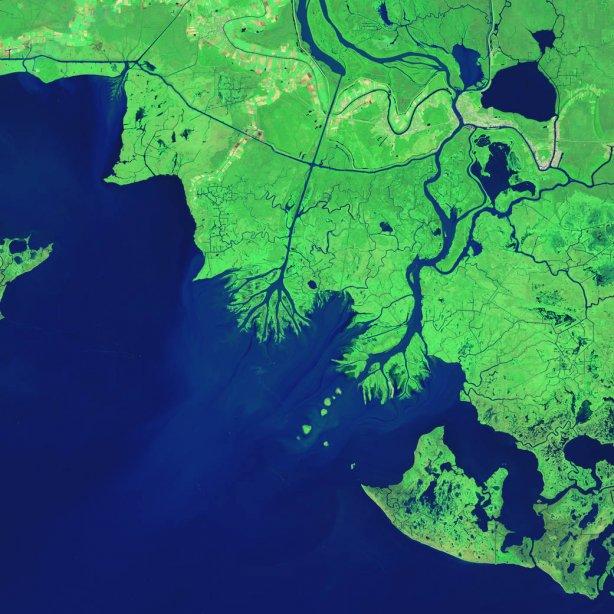Лучшие снимки Земли 2015. Фото: NASA