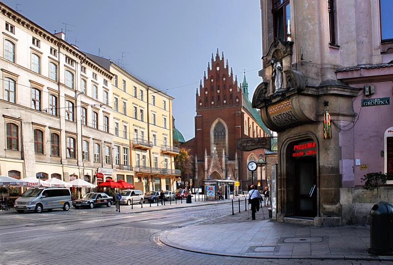 Краков — хранитель истории Польши. Фото: Валерия Мирошко