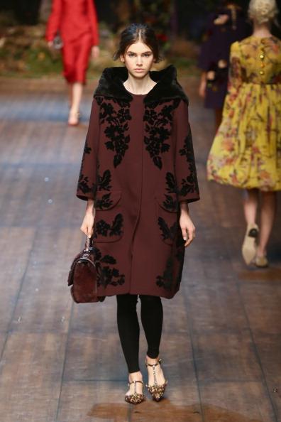 Мода, весна 2015. Фото: Vittorio Zunino Celotto/Getty Images