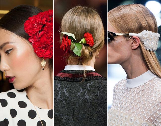 Резинки из натуральных гвоздик. Фото: fashionisers.com