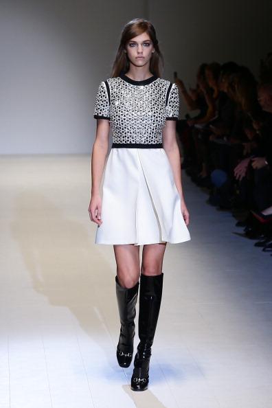 Модні сукні 2015: 15 актуальних пропозицій. Фото:Vittorio Zunino Celotto/Getty Images