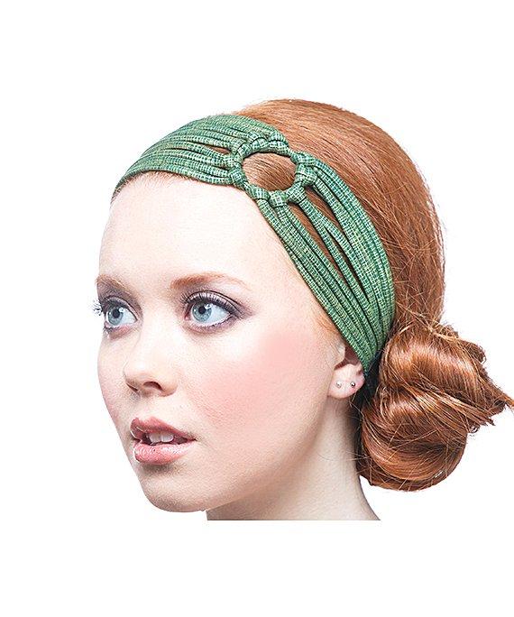 Пов'язка для волосся JAHANNA MARTINEZ. Фото: bluefly.com