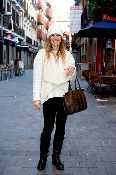 Зимняя уличная мода. Мадрид. Фото: Juan Naharro Gimenez/Getty Images