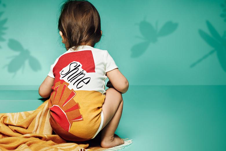 Дитяча колекція весна-літо 2015 від Burberry. Фото: neeu.com