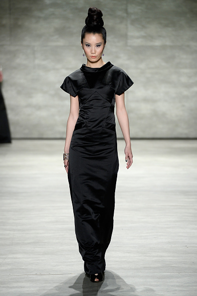 Неделя моды в Нью-Йорке: коллекция Малана Бретона. Фото: Photo by Fernanda Calfat/Getty Images for Mercedes-Benz Fashion Week