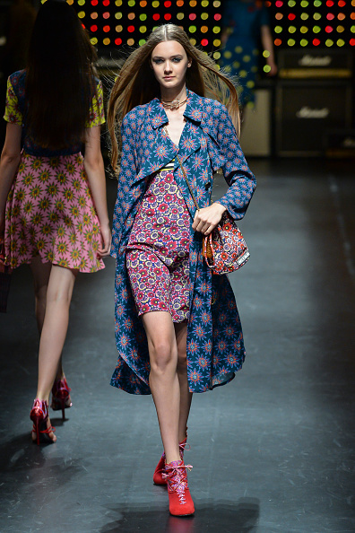Мода 2015. Фото: Koji Hirano/Getty Images