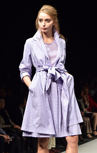 Мода 2015. Фото: YOSHIKAZU TSUNO/Getty Images