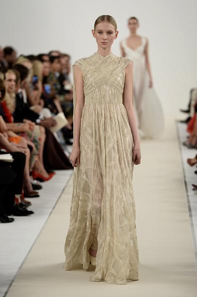 Показ Модного дому Valentino. Фото: Fernanda Calfat/Getty Images
