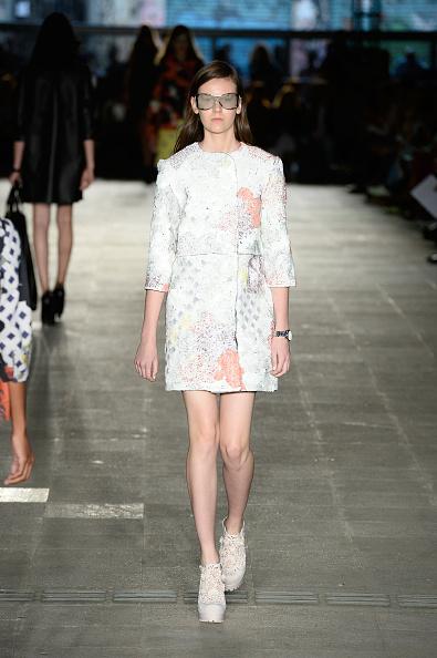 Мода, весна 2015. Фото: Studio Fernanda Calfat/Getty Images