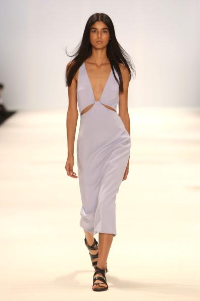 Модні сукні 2015: 15 актуальних пропозицій. Фото: Graham Denholm/Getty Images