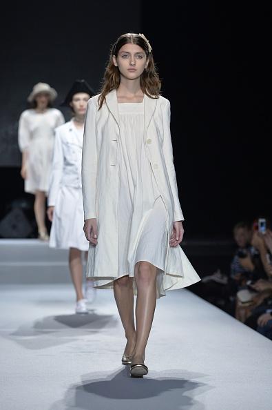 Мода 2015. Фото: MIGUEL MEDINA/Getty Images
