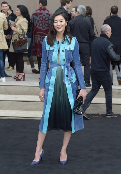 Мода: весна 2015. Фото:Gareth Cattermole/Getty Images