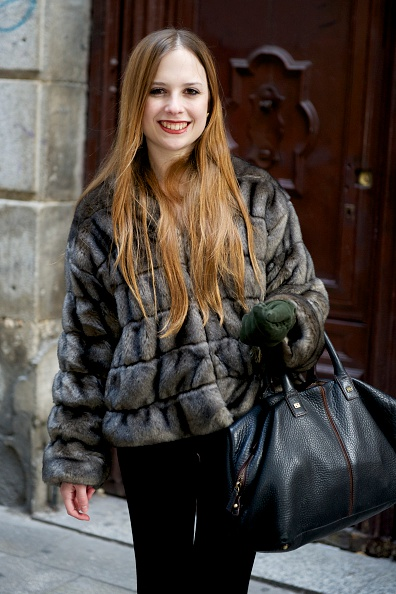 Зимова вулична мода. Мадрид. Фото: Juan Naharro Gimenez/Getty Images