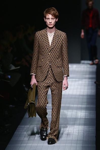 Показ Gucci на міланському тижні моди. Фото: Vittorio Zunino Celotto/Getty Images