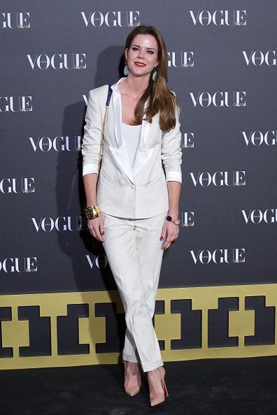 Новости моды. Выбор гостей на церемонии награждения «Vogue Joyas» 2013. Фото: Carlos Alvarez/Getty Images