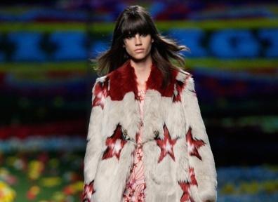 Модная зимняя одежда: стильные образы. Фото:  Randy Brooke  /Getty Images