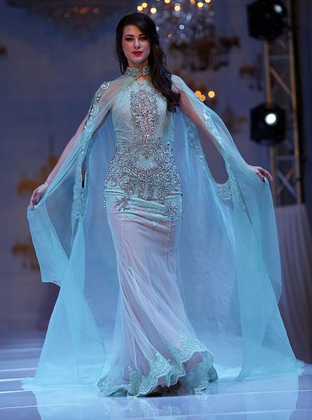 Східна мода з Омана. Фото: MOHAMMED Mahjoub/AFP/Getty Images