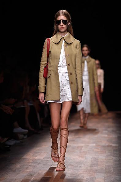 Мода, весна 2015. Фото: Pascal Le Segretain/Getty Images