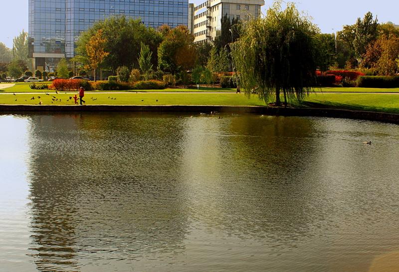 Осінній день у місті. Фото: Ірина Рудська/Велика Епоха