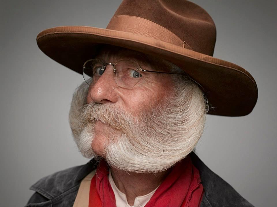 25 октября в американском городе Портленд, что в штате Орегон, прошёл Всемирный чемпионат по бороде и усам 2014 года. Фото: Greg Anderson/Facebook.com
