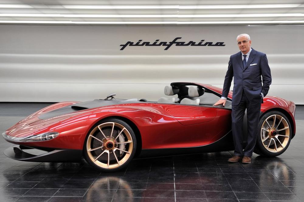 Фото: Pininfarina