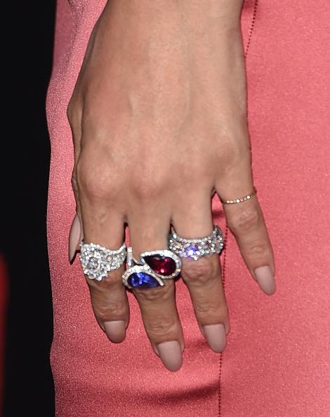 Модные ювелирные украшения знаменитостей. Фото: Jason Merritt/Getty Images