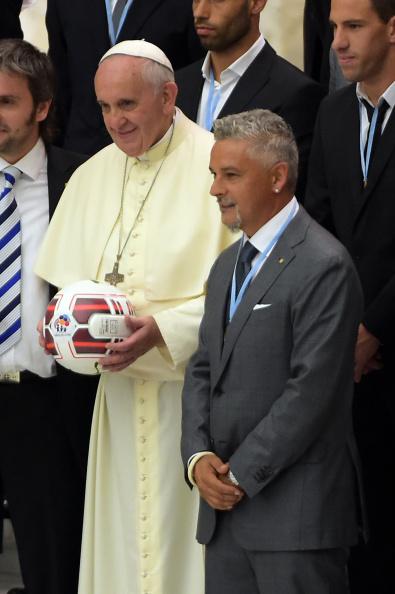 Фото: Vatican Pool/Getty Images