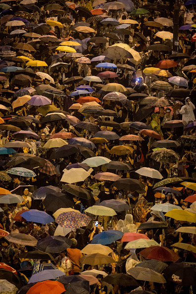 Гонконг, 30 вересня 2014 року. Фото: Chris McGrath/Getty Images