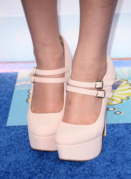 Модная обувь на Teen Choice Awards 2014. Фото: Jason Merritt/Getty Images