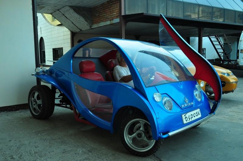 Машини, винайдені і сконструйовані Едуардом Рудіком. Фото: avtopogliad.com.ua