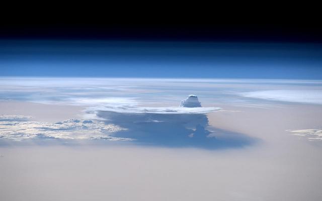 Фото: Tim Peake/ESA/NASA