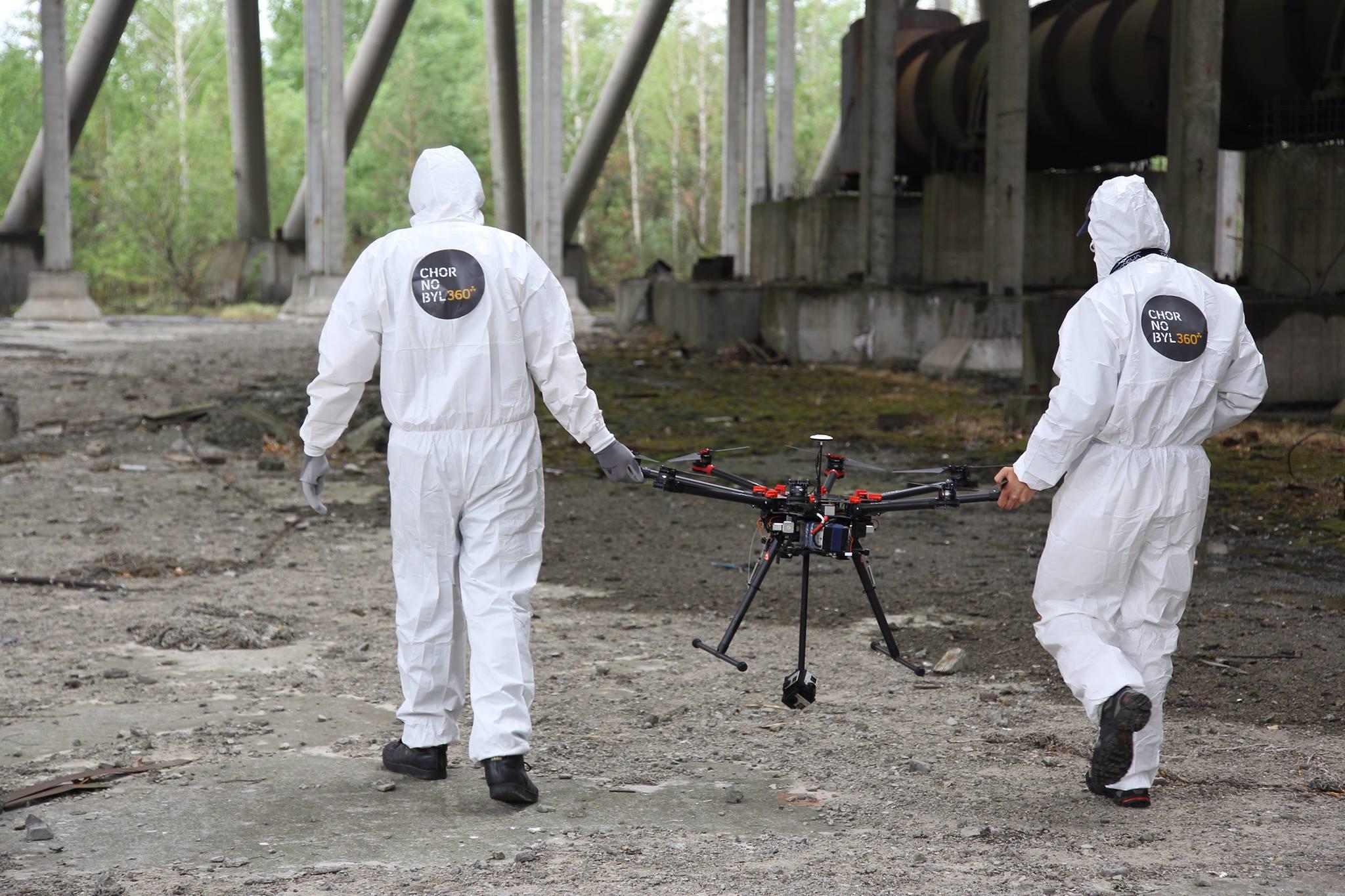 Фото: facebook.com/chernobyl360VR