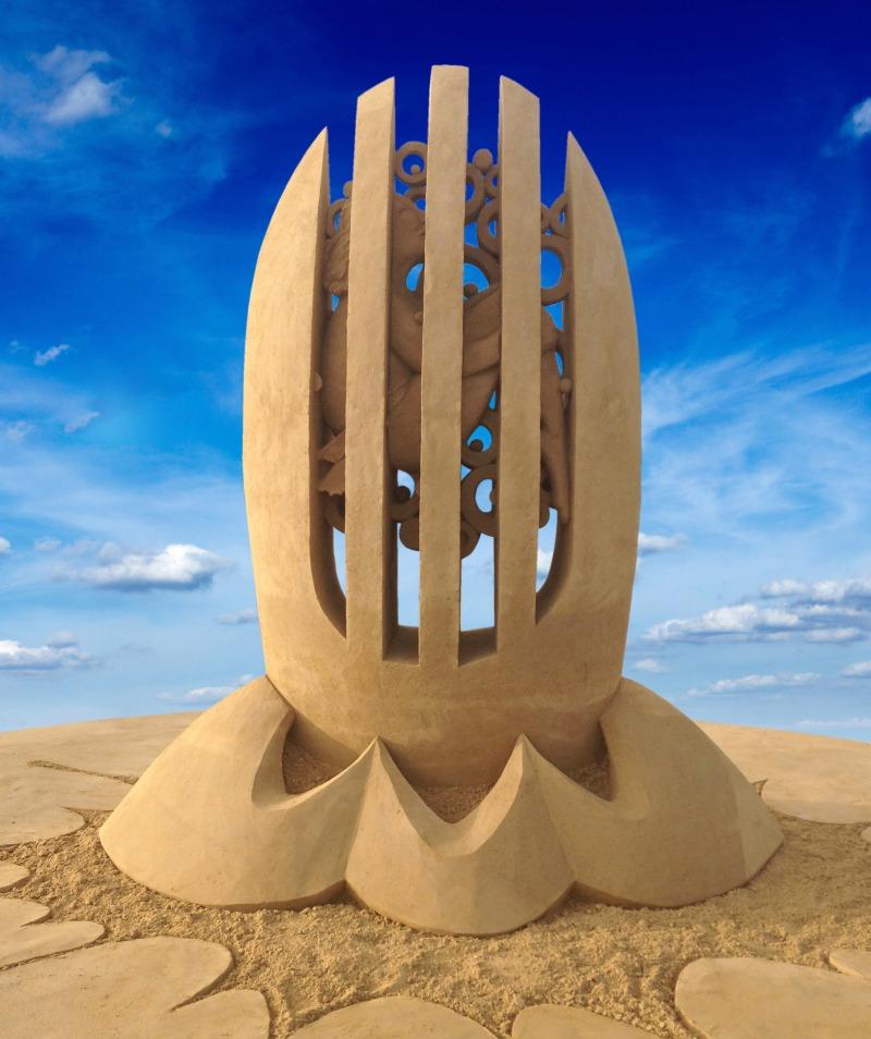 Фото: Joo Heng Tan (фото предоставлены сайту EpochTimes.com.ua самим скульптором)