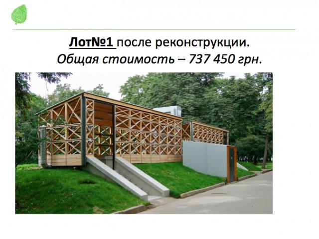Парк імені Рильського. Фото: dreamkyiv.com