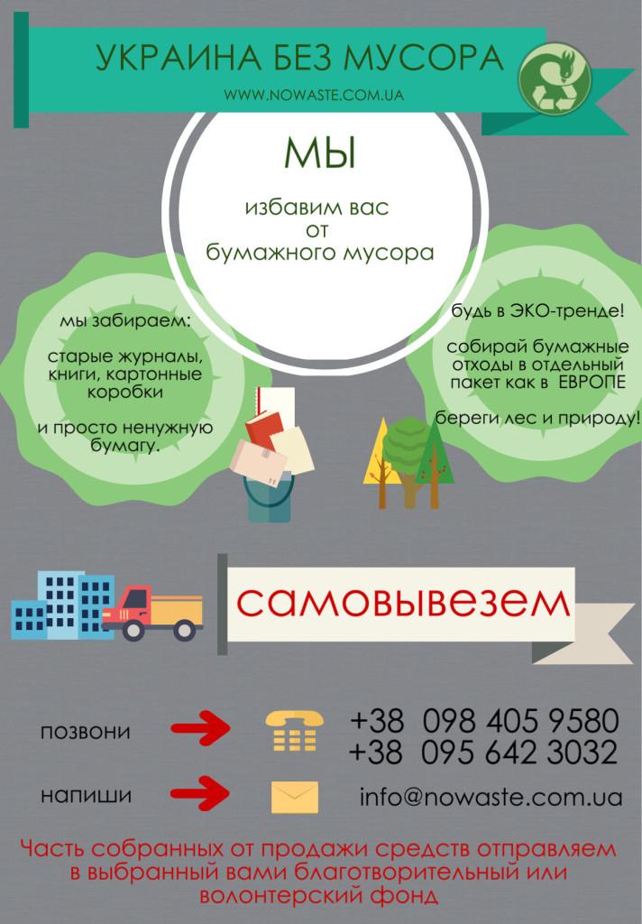 Фото: facebook.com/NowasteUkraine