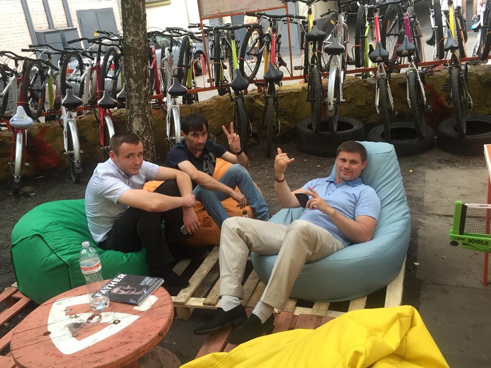 Фото: facebook.com/FreeGen-вело-HUB