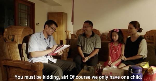 Сім'я мовчить про другу дитину, оскільки наслідки будуть дуже великими. Скріншот: Vimeo