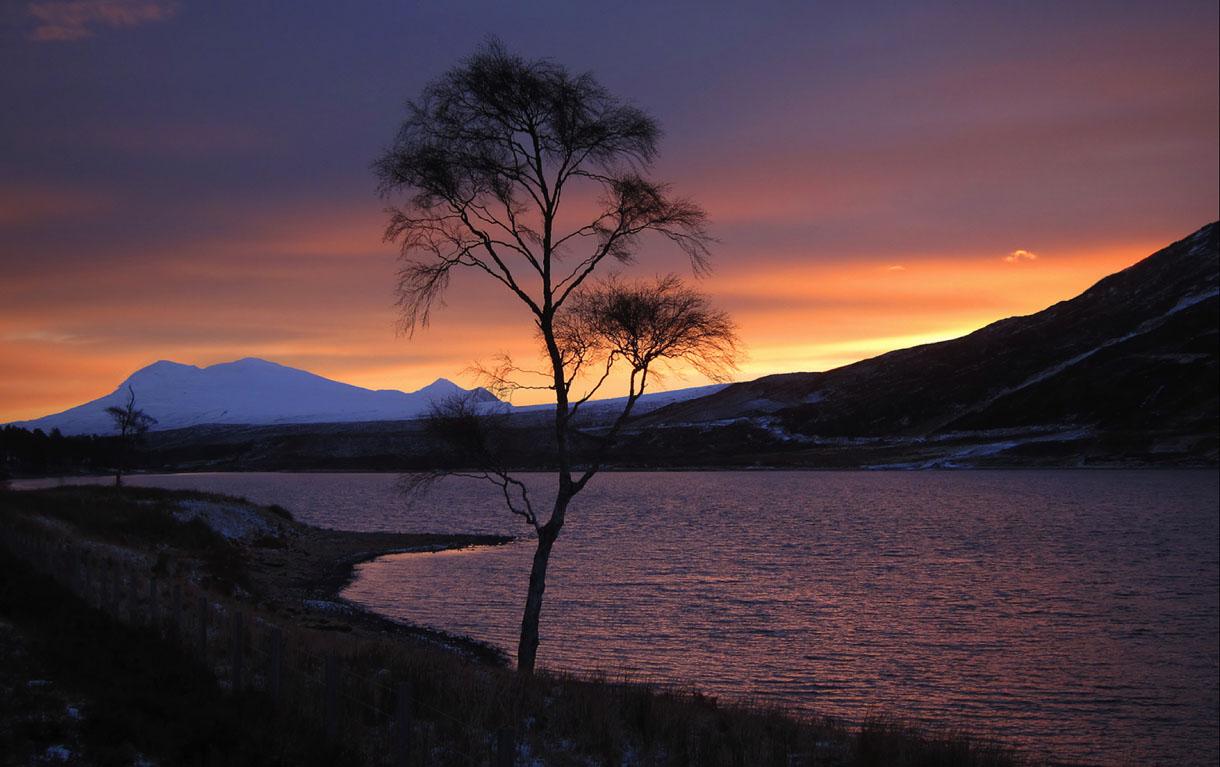 Шотландия. Фото: stevecarter.com