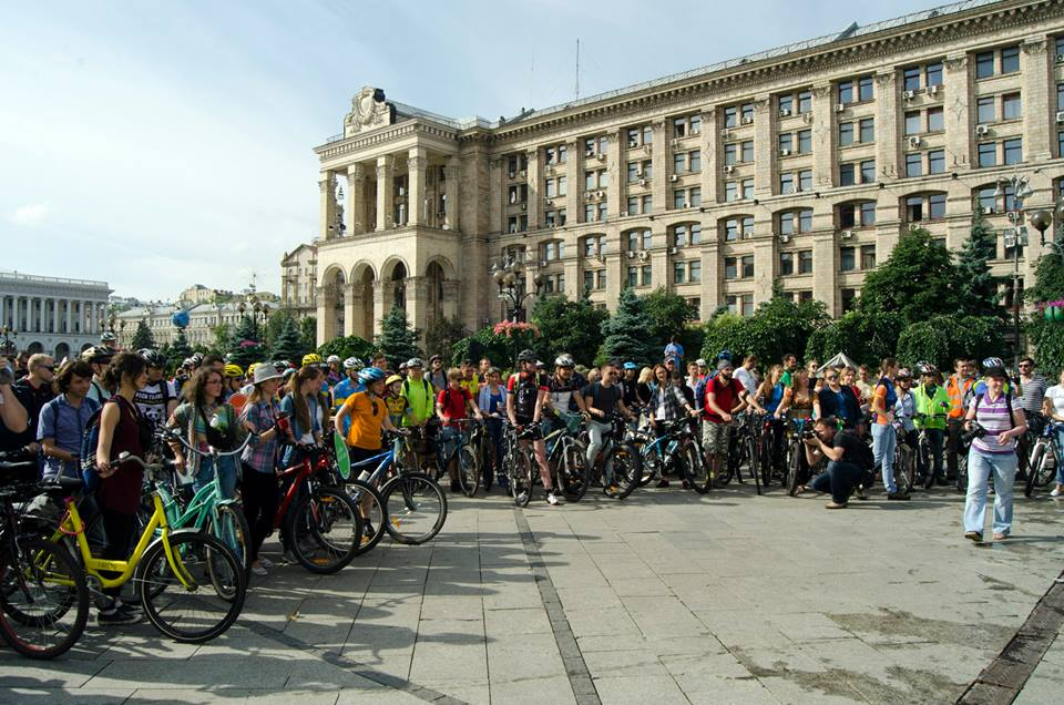 Фото: facebook.com/KyivCyclistsAssociation