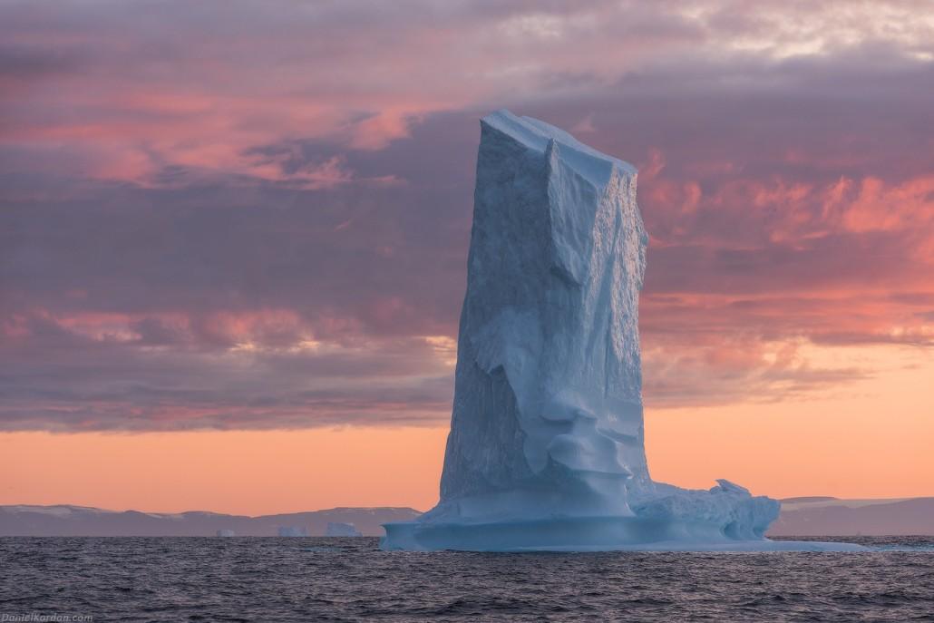 Краса Гренландії. Фото: danielkordan.com