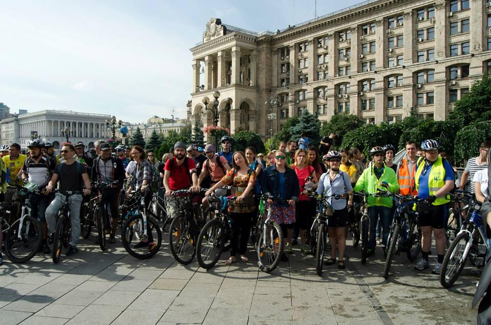 Фото: facebook.com/KyivCyclistsAssociation