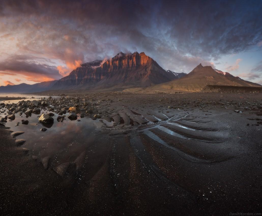 Красота Гренландии. Фото: danielkordan.com